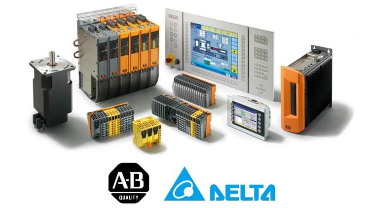 Advanced AC Drive- VFD, Servo & Stepper - Powerflex & Delta