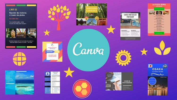 Utiliser Canva 2 0 Pour Tous Vos Projets Graphiques