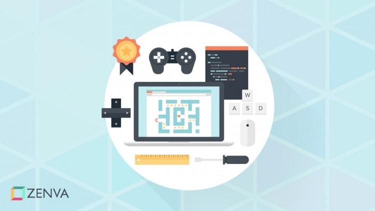 Free Game Development Fundamentals Tutorial - Create a HTML5