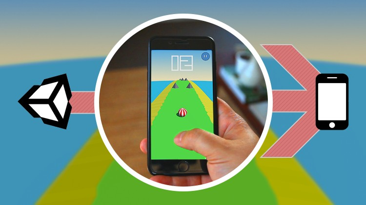 Unity Basics: A Monetised Android/iOS Game in 4 Hours    Udemy