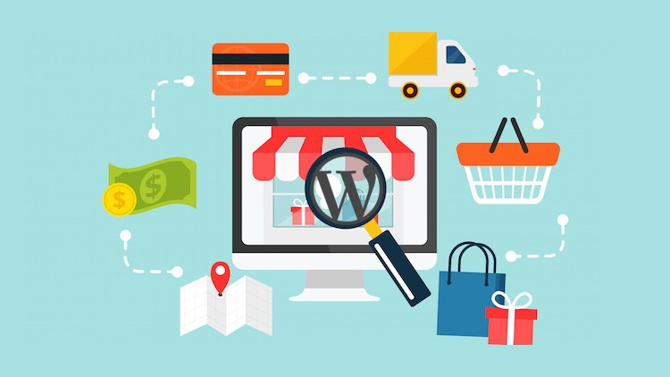 WordPress + E-Commerce Mastery: Build Your Own Online Store | Udemy