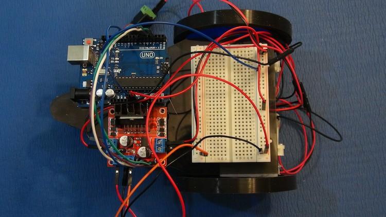 Introduction to Robotics & Autonomous Car Design | Udemy
