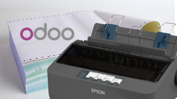 Odoo Direct Dot-matrix Printing | Udemy
