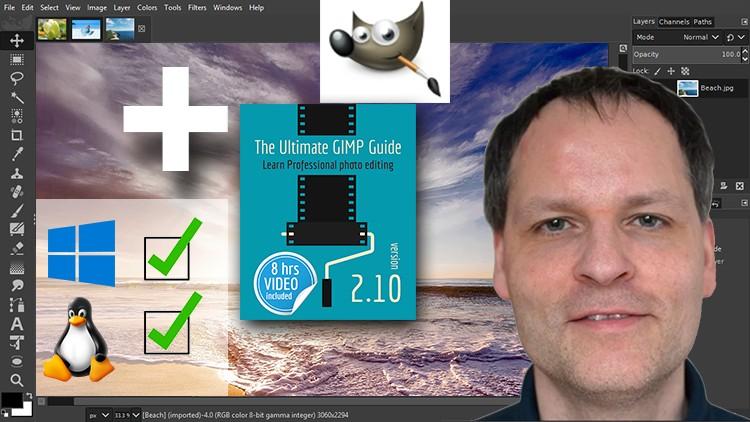 Ultimate GIMP 2.10 Guide