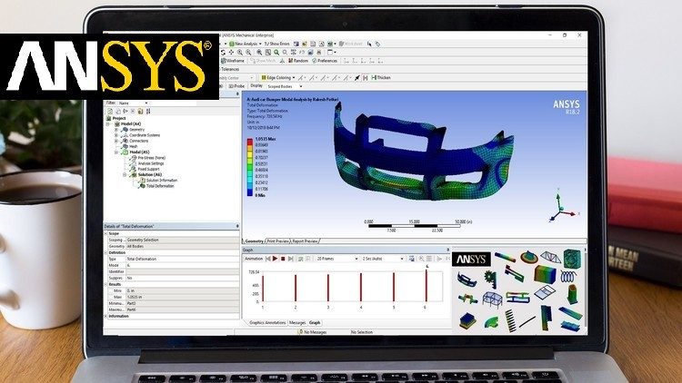 ANSYS Training: A Easy Introduction with Applications | Udemy