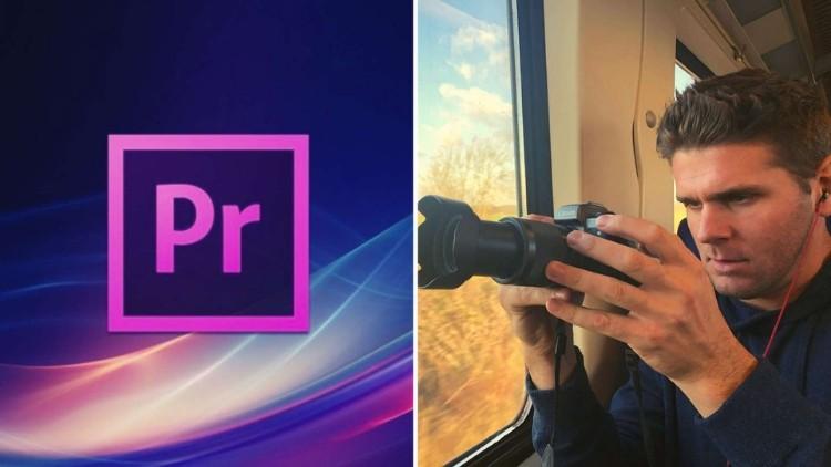 Adobe Premiere Pro CC 2019: Edit Amazing Vlogs with Brad | Udemy