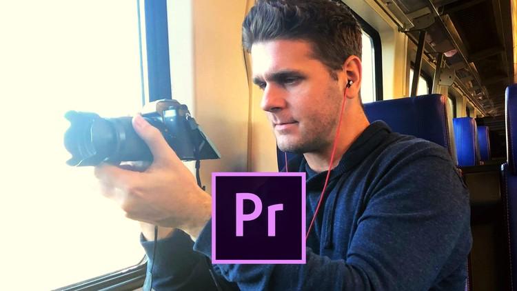 Adobe Premiere Pro: Ultimate Beginner Course