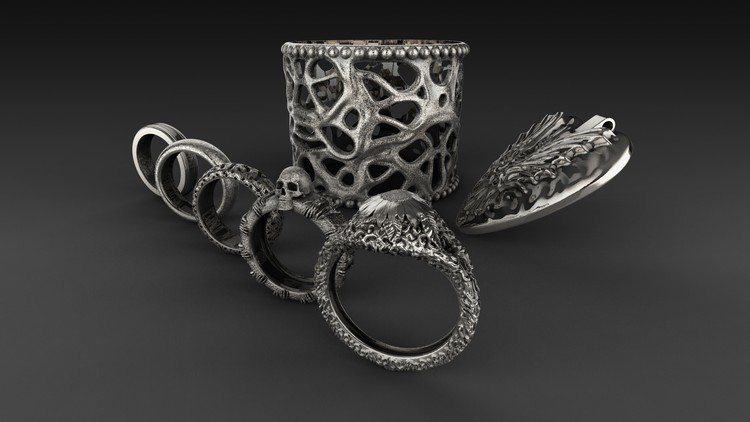 Jewelery Design in ZBrush 2018 - Complete Jewelery Course | Udemy