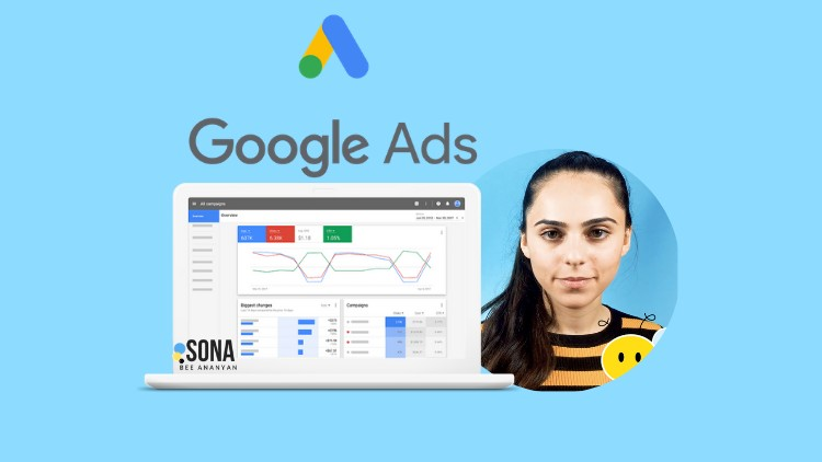 Google Ads Interface course
