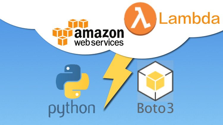 Build and Deploy Lambda Functions: AWS with Python and Boto3 | Udemy