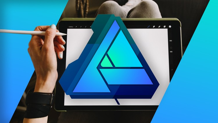 The Complete Affinity Designer for iPad Course | Udemy