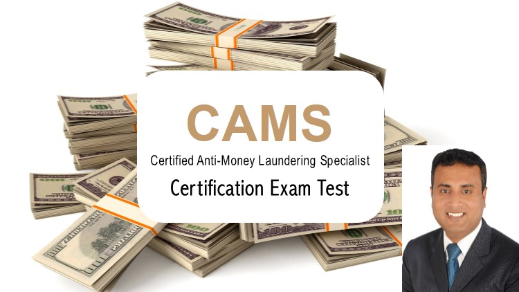 CAMS Certification Exam Test | Udemy