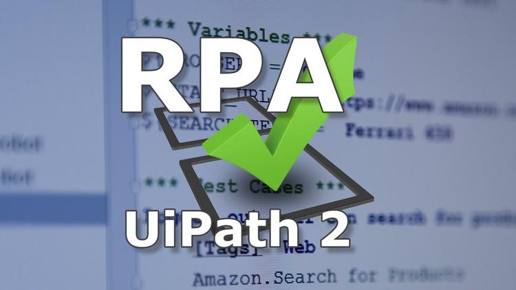 UiPath RPA - Level 2 | Udemy