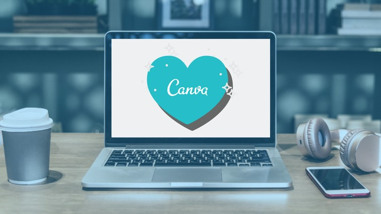 How To Design Social Media Posts with Canva! (Beginner)