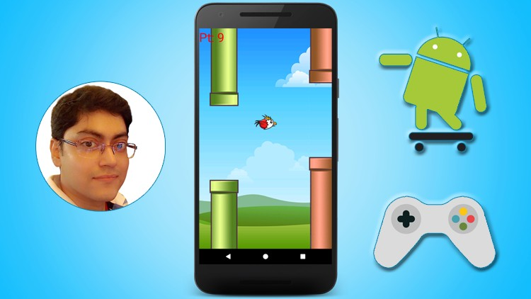 Android Game Development – Create Your First Mobile Game