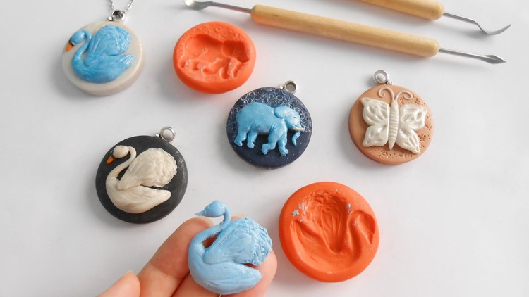 Make Projecting Animals Pendants And Their Molds Udemy