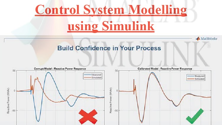 Control and Power System Modeling using Simulink - Matlab   Udemy