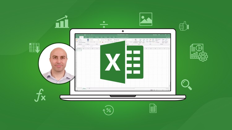 Ultimate Microsoft Excel Course: Beginner to Excel Expert