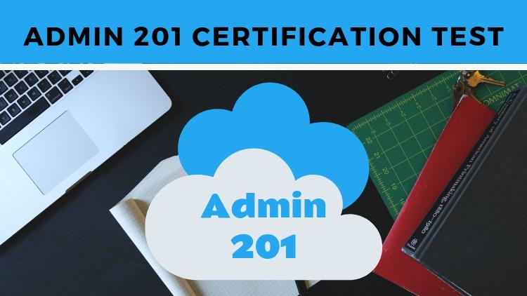 Salesforce Admin 201 Certification Practice Test | Udemy