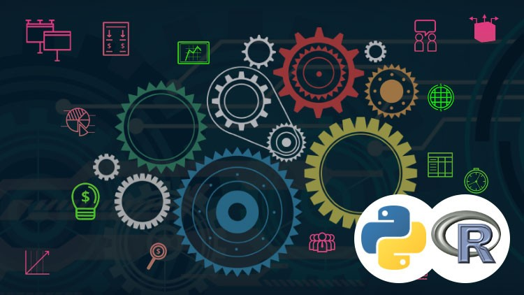 Machine Learning and Data Science Hands-on with Python and R | Udemy