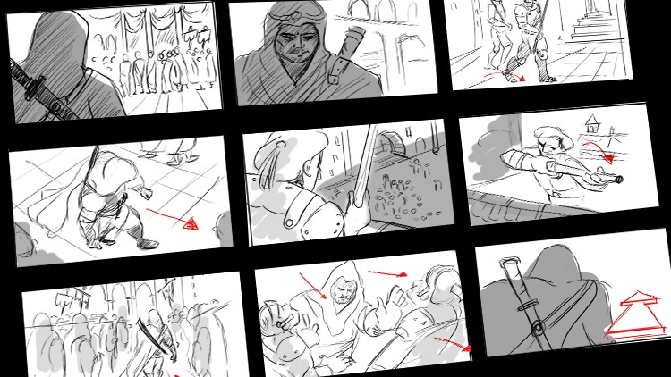 Learn to Storyboard for Film or Animation | Udemy
