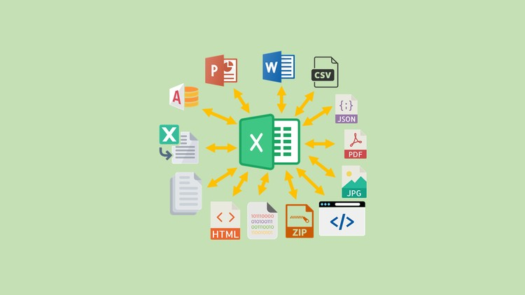 VBA - manage files and connect MS Office Applications | Udemy
