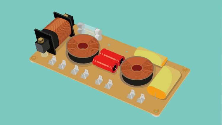 loudspeaker engineering how to design speaker crossovers udemy