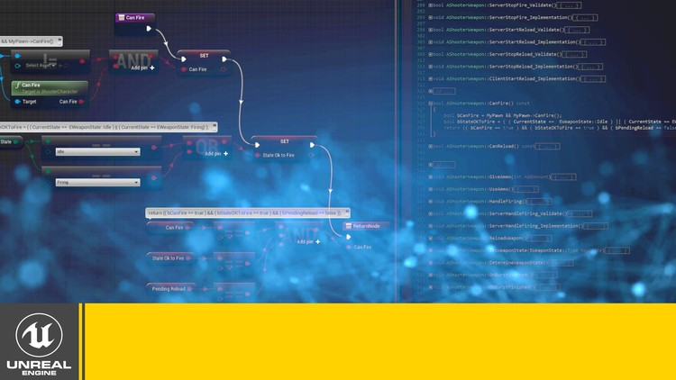 The complete guide for blueprint development in Unreal 4 | Udemy