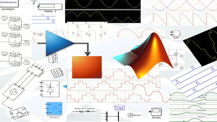 Designing of Power Electronic Converters in MATLAB/Simulink