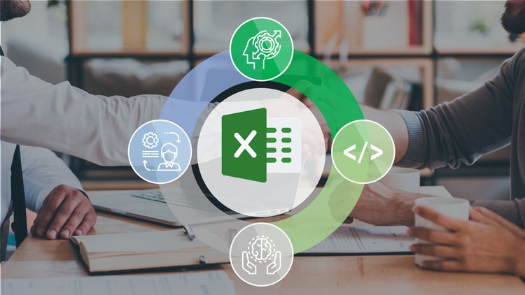 Udemy Free For Limited Time - Lógica & Programación con VBA Excel