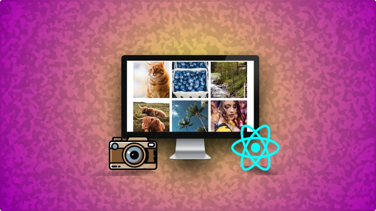 React Instagram Clone - CSS Grid Mastery | Udemy