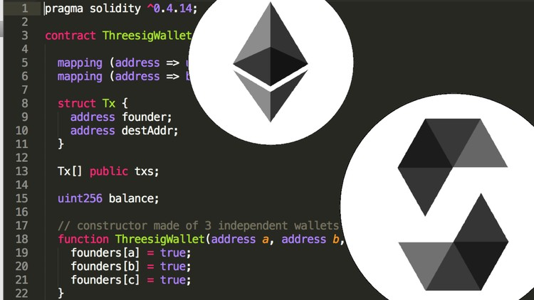 Learn Ethereum Development Udemy Blockchain Solidity Fundamentals