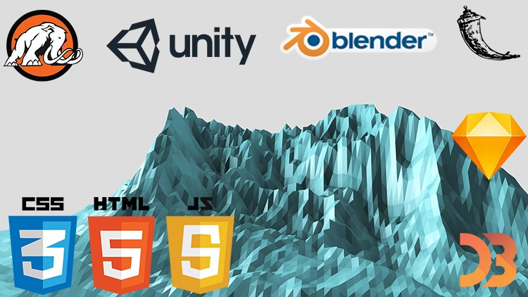 Build Games with Unreal, Engine Unity®, and Blender! | Udemy