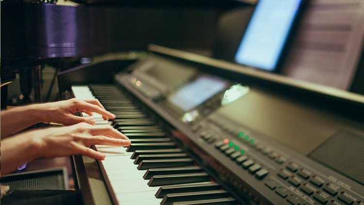 Gospel Worship Piano Chords Masterclass - Piano Lessons | Udemy