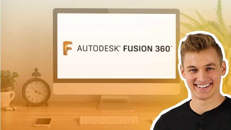Learn Fusion 360 in 30 days for Complete Beginners! (Part 2)