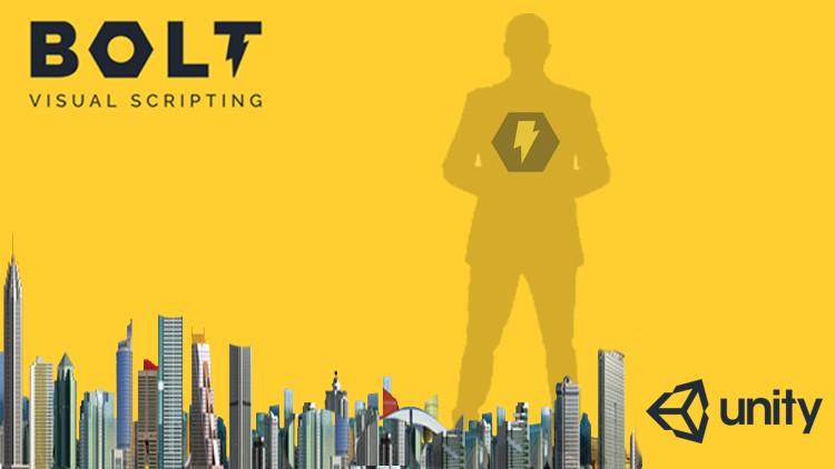Build a Life Simulator Game Using Bolt & Unity - NO CODING!! | Udemy