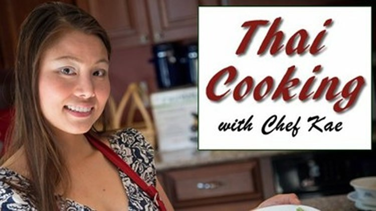 Thai Cooking Class with Chef Kae | Udemy
