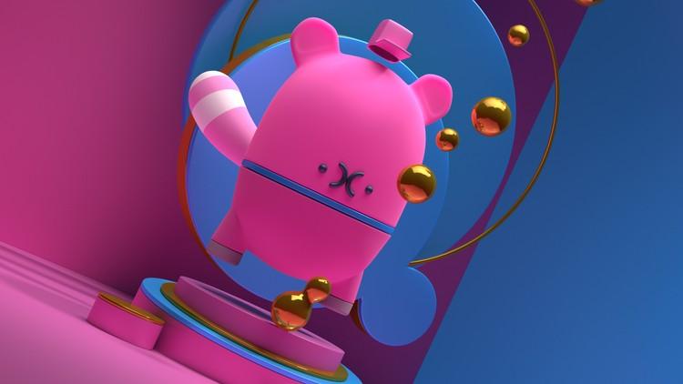 Create 3D mood in Cinema4D with Arnold renderer | Udemy