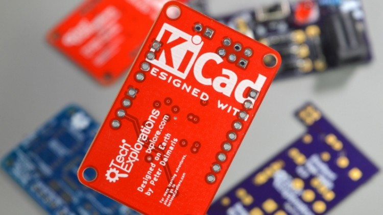 Tech Explorations™ KiCad Like a Pro 2nd edition | Udemy