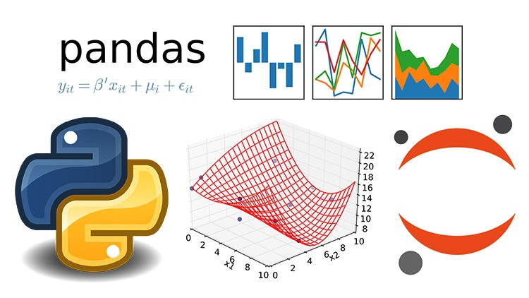 Complete Python 3 and Pandas Data Science Masterclass | Udemy