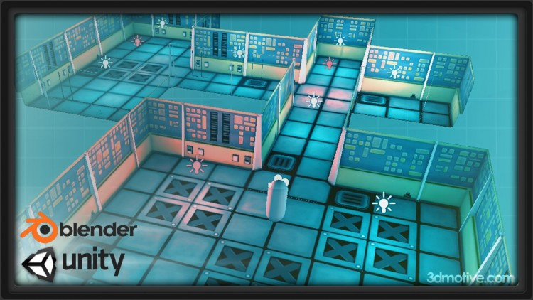 Building Modular Levels for Games with Unity and Blender | Udemy