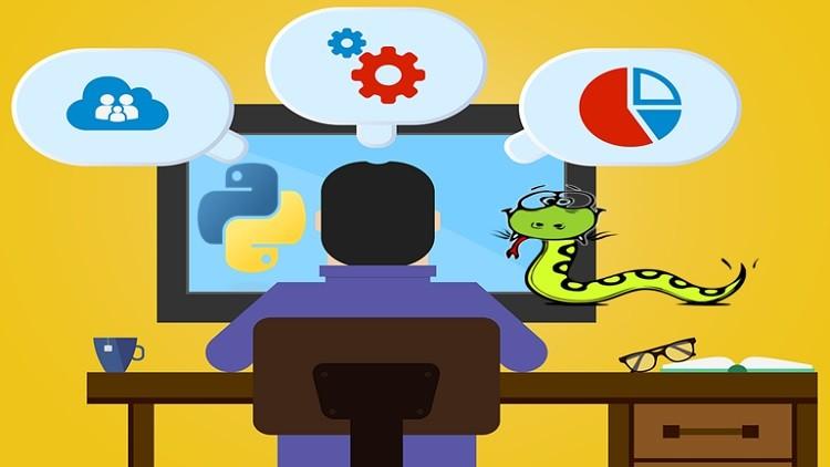 Master Python language - MySQL connector   Udemy