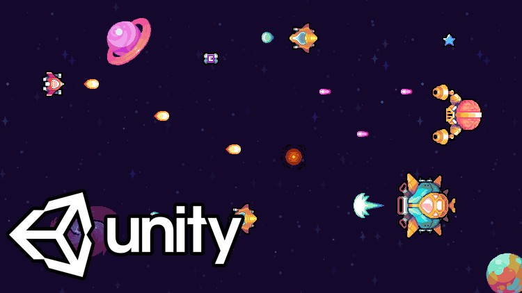 Create a Space Shoot 'Em Up With Unity | Udemy