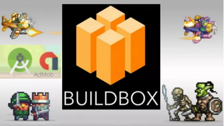 Make games on Buildbox Complete Course: beginner to Advance