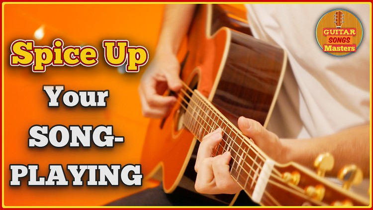 Spice-Up Your Guitar Cover-Songs