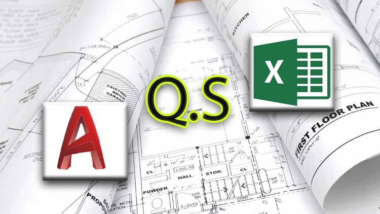 The Fast Quantity Surveying for Concrete Structures - Part 1