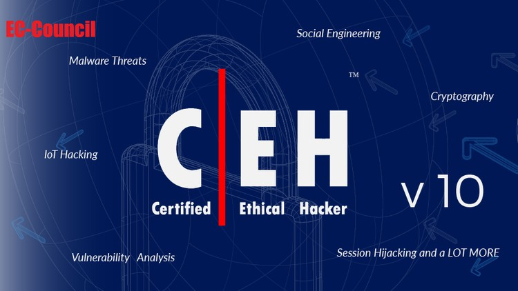 [100% Off UDEMY Coupon] - Certified Ethical Hacker V10 Practice Exams #UNOFFICIAL#