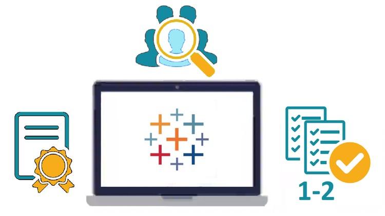 Tableau 2019 + Tableau 2018: Tableau DS Certification | Udemy