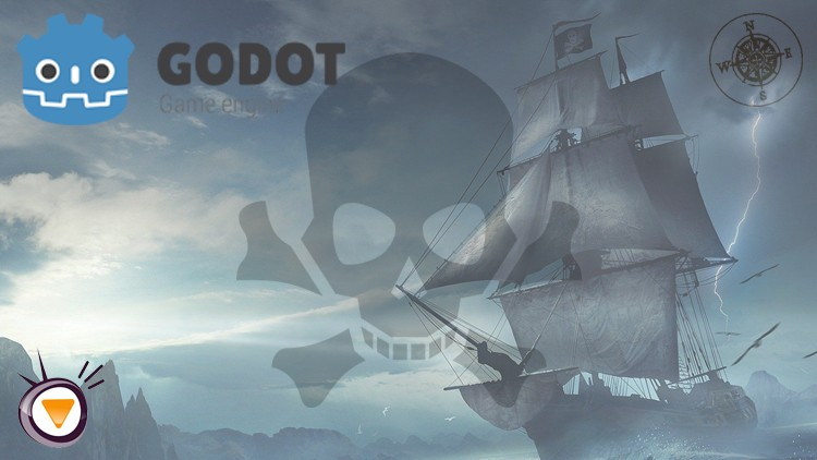 Learn Godot Making a Fun Pirate Trading Game | Udemy