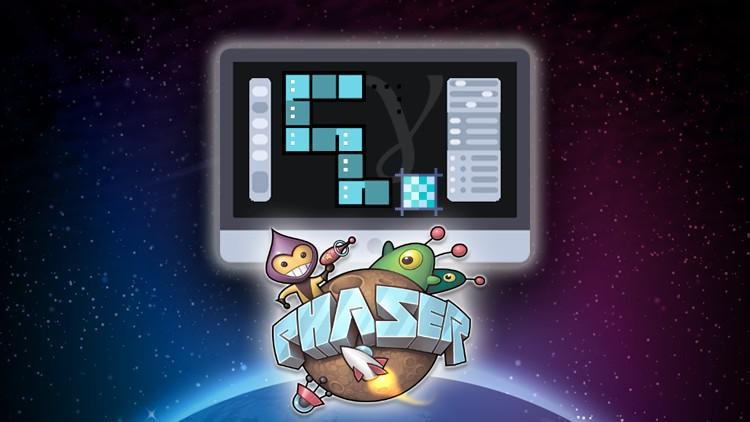 Desarrollo de videojuegos con Phaser 3 - Iniciacin